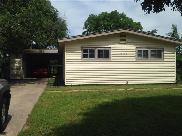 House For Rent In 2738 S Minnesota Wichita Ks